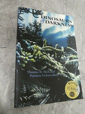 AU29.95 • Buy Dinosaurs Of Darkness By Thomas H Rich, Patricia Vickers-Rich (Paperback) BC11