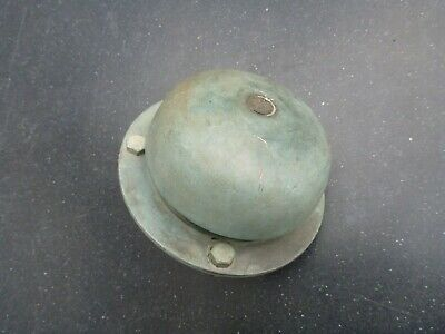 Vintage Opening Mushroom Coach Roof Brass Air Vent Boat Yacht Great Patina • 39£