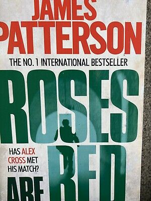 £1.49 • Buy Roses Are Red James Patterson . Alex Cross