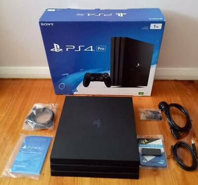 AU1000 • Buy LIKE NEW 1TB PlayStation Play Station 4 PS4 Pro 5.05 With ESP8266 USB