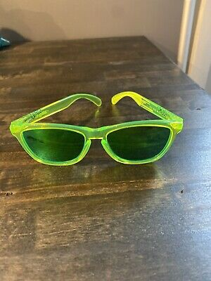 $150 • Buy Oakley Frogskin Rare Acid Green Collection