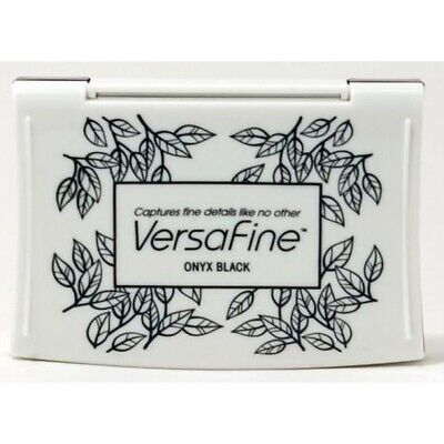 Versafine Tsukineko Fine Detail Pigment Ink Pad For Rubber Stamp Fast Drying  • 6.95£
