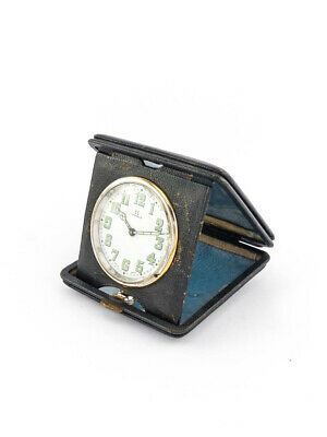 £658.38 • Buy Attractive Omega Table Clock With With Alarm From The 1940s