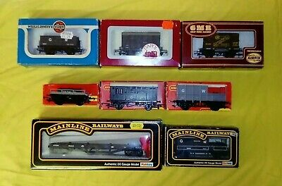 GWR Model Railway Wagons (OO Gauge) • 7.50£