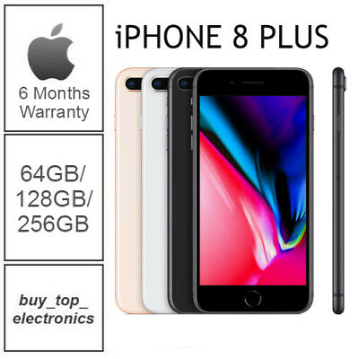 AU999 • Buy Apple Iphone 8 Plus 8+ 64/256GB AU STOCK UNLOCKED EXCELLENT CONDITION FREE POST