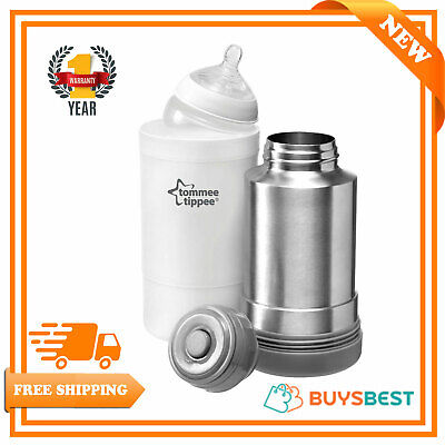 £13.45 • Buy Tommee Tippee Closer To Nature Baby Bottle Food Warmer Flask Compact Travel