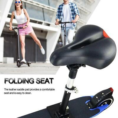 AU55.82 • Buy Electric Scooter Saddle Adjustable Shock-Absorbing Seat Chair For Xiaomi M365