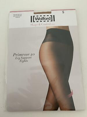 Wolford Primrose 20 Leg Support Tights Size S, M Colour Gobi, Sand RRP £21 • 14.99£