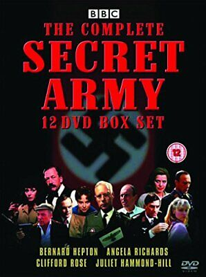 £44.99 • Buy Secret Army - The Complete BBC Series 1, 2 And 3 [DVD]