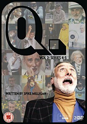 Q Volume 2: Series 4 And 5 (Q8 And Q9) [DVD] • 18.67£