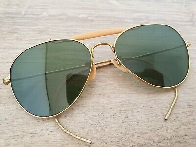 $50 • Buy Vintage Willson Aviator Sunglasses Made In USA
