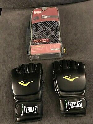 $ CDN9.95 • Buy Everlast MMA Grappling Gloves Small / Medium