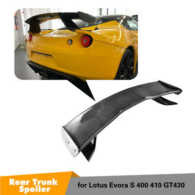 $ CDN2011.43 • Buy For Lotus Evora Coupe 10-16 Rear Racing Spoiler Wing Customized Carbon Fiber