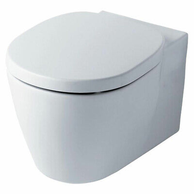 Ideal Standard Concept Aquablade Wall Hung Toilet WC -Standard Seat 365mm Wide W • 369.95£
