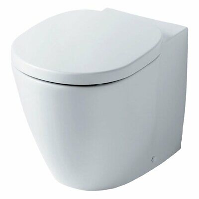 Ideal Standard Concept Back To Wall Toilet 550mm Projection Standard Seat White • 398.95£