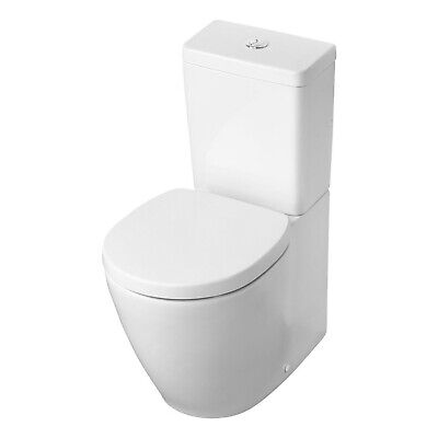 Ideal Standard Concept Space Back To Wall Close Coupled Toilet With Cube Cistern • 499.95£