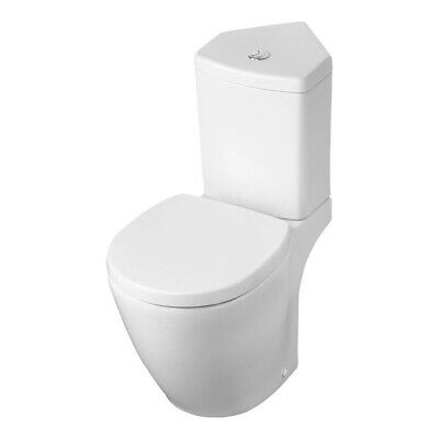 Ideal Standard Concept Space Close Coupled Toilet With Corner Cistern - Soft Clo • 495.95£