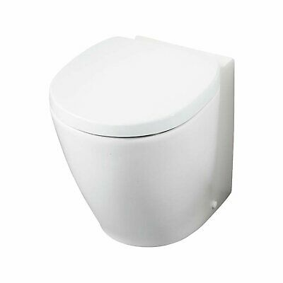 Ideal Standard Concept Space Compact Back To Wall Toilet WC - Soft Close Seat An • 413.95£