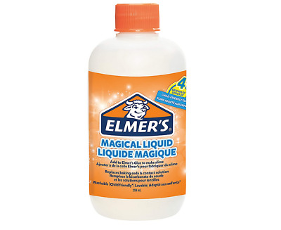 Elmers Glue For Making Slime Activator Solution Magical Liquid 259ml  • 5.96£