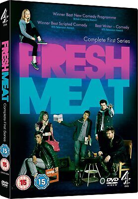 £1.49 • Buy Fresh Meat (DVD, 2012) Complete First Series NEW & SEALED!