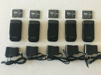 $ CDN144.99 • Buy Lot Of 5 Used (( Unlocked )) Mobile Alcatel One Touch 768t 768 Good Condition.