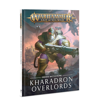 AU44.12 • Buy Battletome: Kharadron Overlords - Warhammer Age Of Sigmar - New! Latest Version