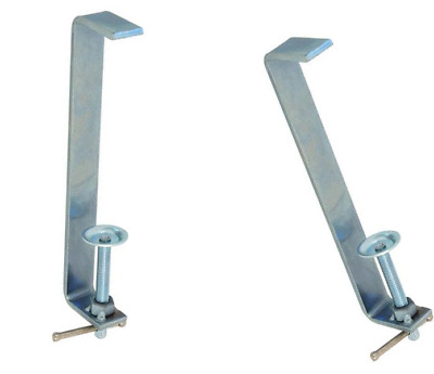 2pcs 8  200mm BrickLaying Profile Clamps Builders Brick • 14.99£