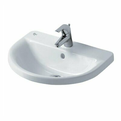 Ideal Standard Concept Arc Countertop Basin 550mm Wide 1 Tap Hole • 199.95£