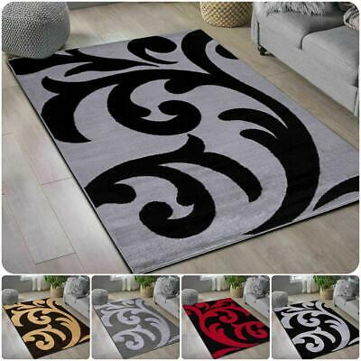 New Modern Sophia Rugs Living Room Carpet Mat Rug Runner Bedroom Carpet Mat Rugs • 41.99£