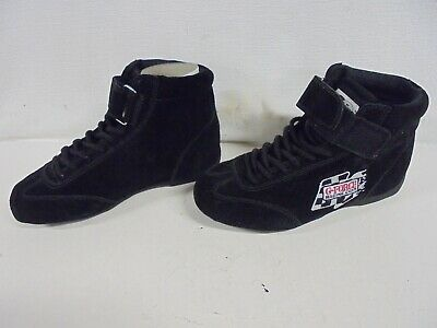$88 • Buy G Force Racing Shoes Size 9-dirt Late Model-racing-demo-drag-simpson-impact-new