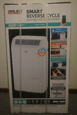 AU998.90 • Buy Arlec Smart Reverse Cycle Portable Air Conditioner  Grid Connect Smart Home F&F