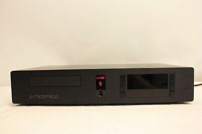 Micromega Stage 5 High End Cd Player Vintage No Remote  • 329.99£