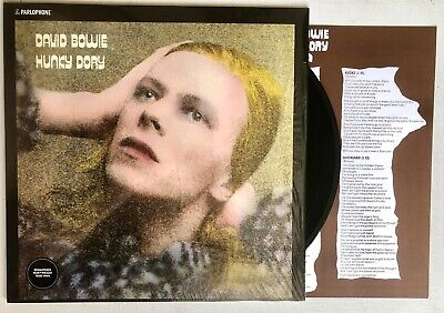 £19.99 • Buy David Bowie - Hunky Dory Remastered Lp Record