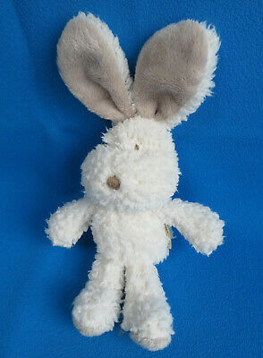 ONCE UPON A TIME BUNNY RABBIT Comforter SMALL * PIP Soft Toy MAMAS & PAPAS * M&P • 9.90£