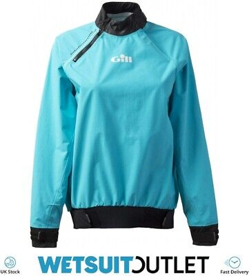 Gill Womens Pro Top Aqua Breathable Waterproof Sprayproof Dinghy Boating Coat • 57.93£