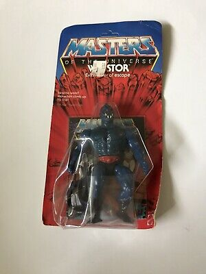 $160 • Buy Masters Of The Universe 1983 Webstor. Unopened. Bubble Dented On Left Corner