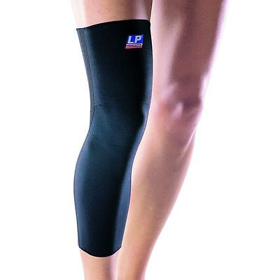 LP667 Knee Compression Support Stocking Runners Knee Injury Knee Pain Brace Wrap • 10.99£