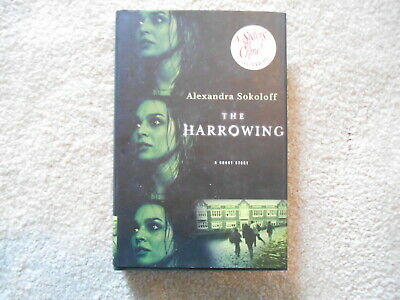 AU6.72 • Buy The Harrowing : A Ghost Story By Alexandra Sokoloff ( HC ) SIGNED FIRST EDITION