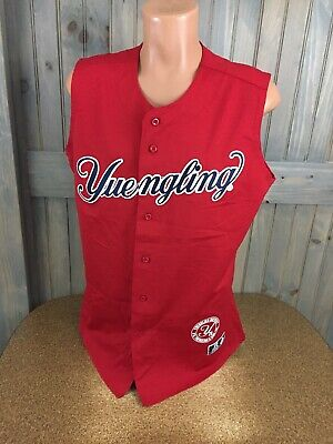 $9.99 • Buy Yuengling Baseball Softball Beer Brewery Jersey #29 Size Mens Large