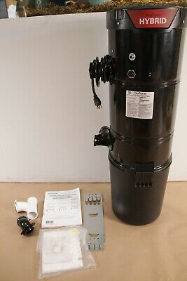 $600 • Buy NuTone Central Vacuum System W HEPA Filter Corded  Indoor Black W Wall Mount.