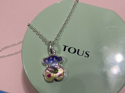 $71.12 • Buy Tous Edition Bear 🐻 Pendant Included Chain 45CM
