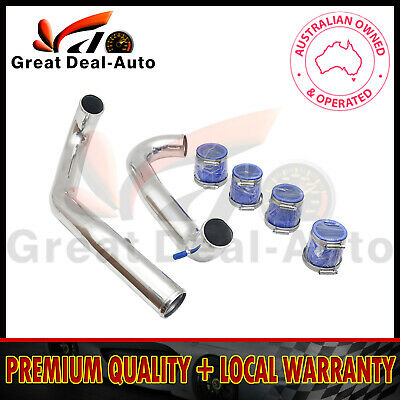 AU149 • Buy For Toyota Hilux Revo 2.8L Aluminum Intercooler Piping Pipe Kit 2015-ON 4WD N80