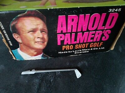 £5.50 • Buy Vintage Arnold Palmer's Pro Shot Golf Game By Marx - Spare 5 Iron
