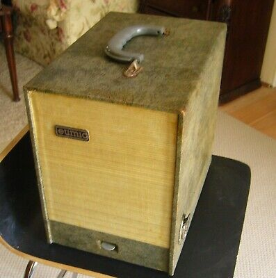 $ CDN232.75 • Buy Vintage EUMIG P8 Automatic 8mm MOVIE FILM PROJECTOR W/ Box & Working Bulb