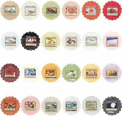 Yankee Candle Melts Yankee Candles Genuine Uk Seller  • 8.99£