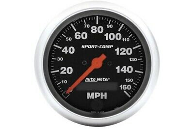 $230 • Buy Autometer 3988 Sport-Comp Electronic Programable Speedometer