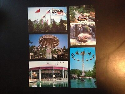 $8.50 • Buy 0206 10 Postcard Lot, Welcome To Opryland, Nashville, Tennessee, Good Condition,