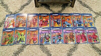 $304.58 • Buy ReAction Super7 He-Man Action Figure Lot - Masters Of The Universe - Large Lot