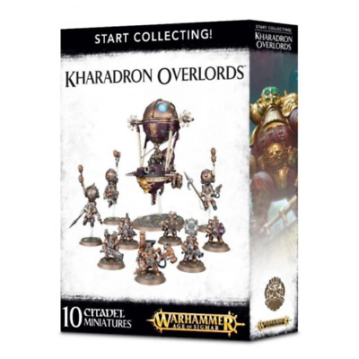 AU144.95 • Buy Start Collecting! Kharadron Overlords AOS