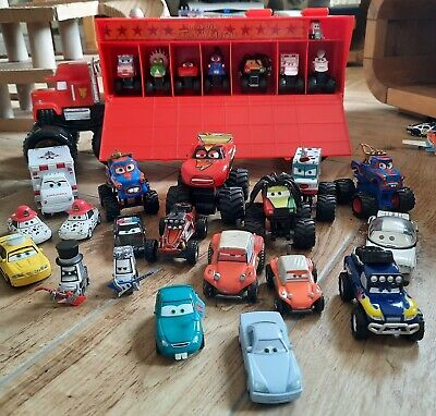 £12.99 • Buy Disney Toy Cars Vehicles Lightning Mcqueen Mater Tall Tales Kabuto GTO Trooper